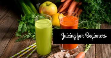 Juicing Beginners Guide