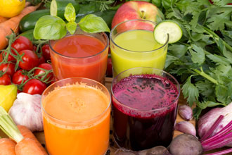 mix juice recipes